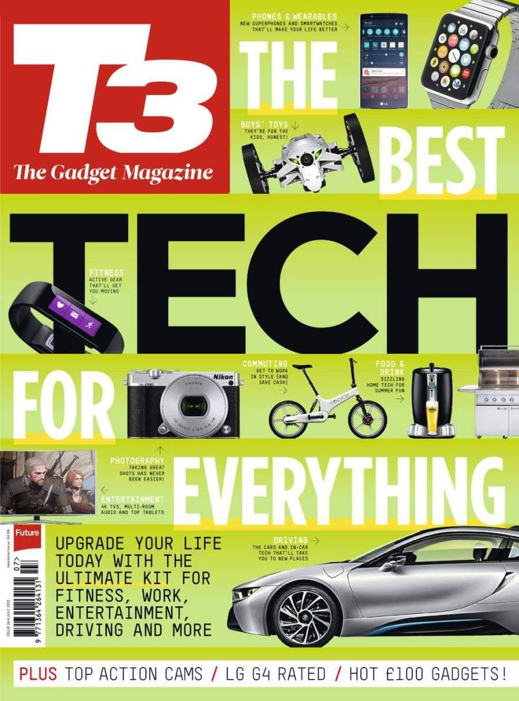 T3 issue 244 cover
