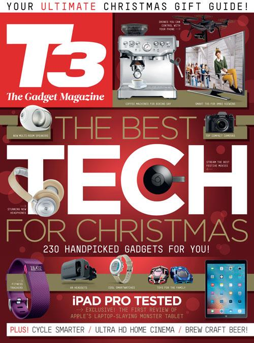 T3 issue 250 cover