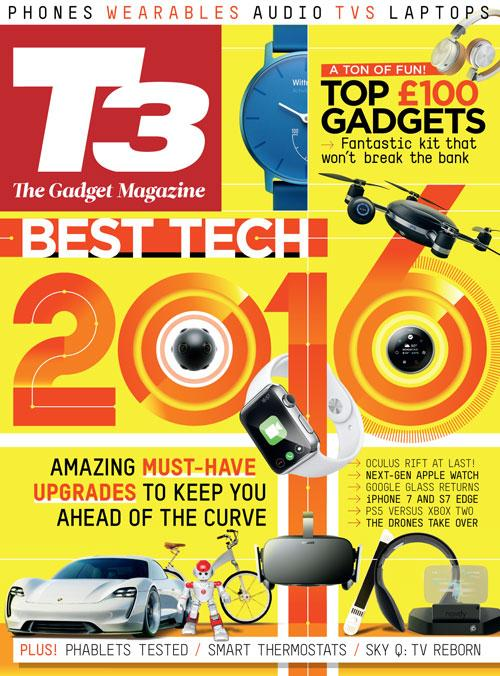 T3 issue 251 cover
