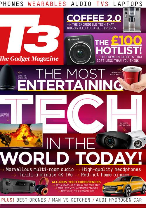 T3 issue 253 cover