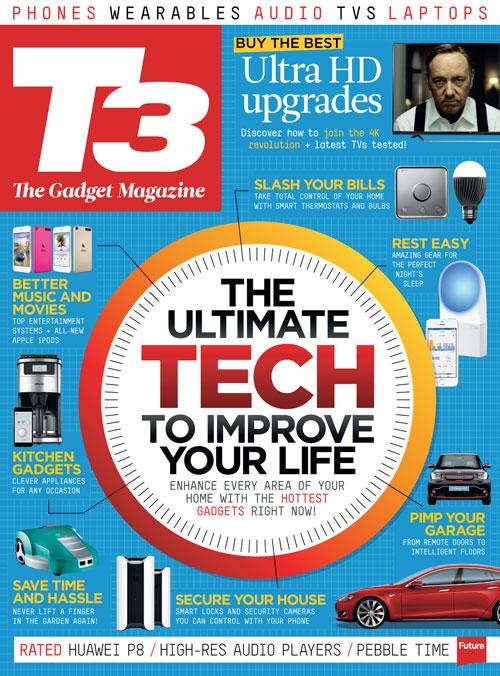 T3 issue 246 cover