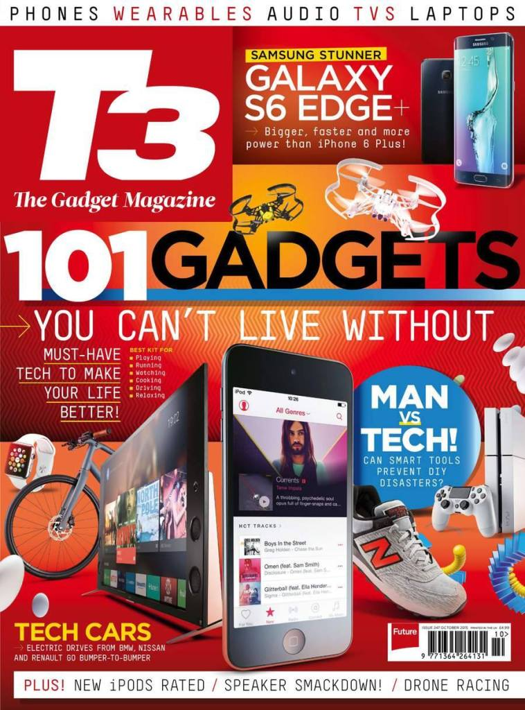 T3 issue 247 cover